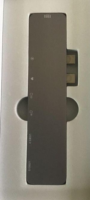 Type C USB Hub 7 in 1 for Sale in Nitro, WV