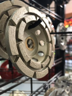 """4 1/2"""" Double Row Cup Wheel for Sale in Pompano Beach, FL"""