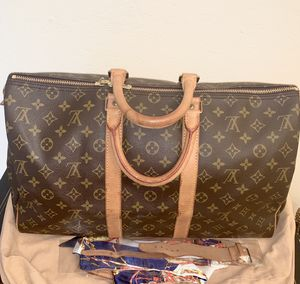 Authentic Louis Vuitton Keepall 45 for Sale in Tampa, FL