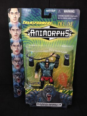 Transformers Deluxe Animorphs Gorilla for Sale in Sun City, AZ