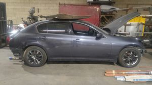 2009 and 2013 infiniti g37 parts for Sale in Long Beach, CA