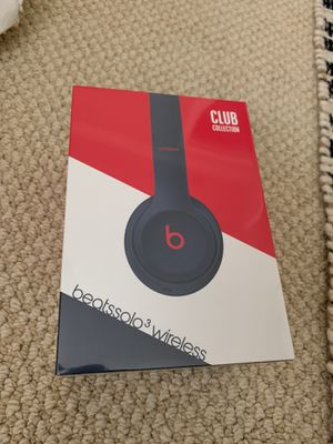 Beats Solo 3 wireless headphones for Sale in Carlsbad, CA