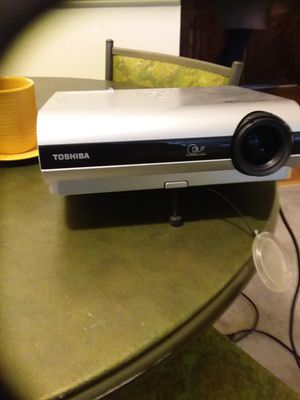 Toshiba Projector for Sale in Virginia Beach, VA