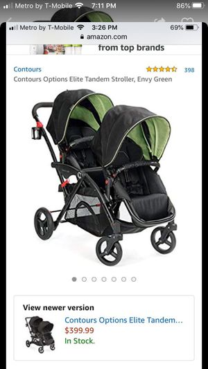 Double Stroller for Sale in Davie, FL