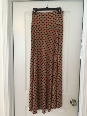 Lularoe Maxi Skirt Size XS for Sale in North Attleborough, MA
