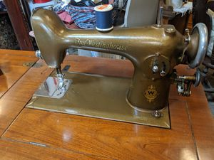 Free westington sewing machine cabinet for Sale in Carnation, WA