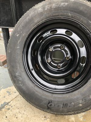 Dodge Ram 1500 rims and tires for Sale in College Park, MD
