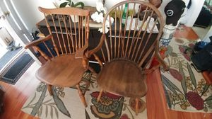 Antique Nichols & Stone Arm Spindle Chair for Sale in Santa Monica, CA