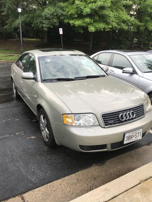 2002 Audi A6 Quattro for Sale in Germantown, MD
