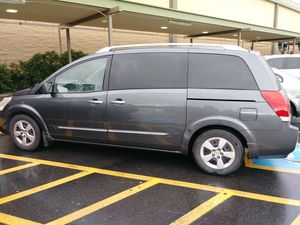 Nissan Quest 2007 mini van. Very reliable 173,000 miles for Sale in Lynnwood, WA