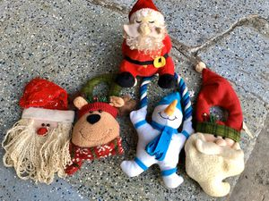 vintage Xmas decorations for Sale in Marengo, IL