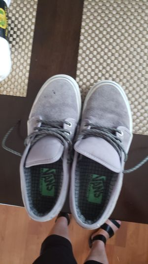 Vans tennis shoes for men size #7 for Sale in Anaheim, CA