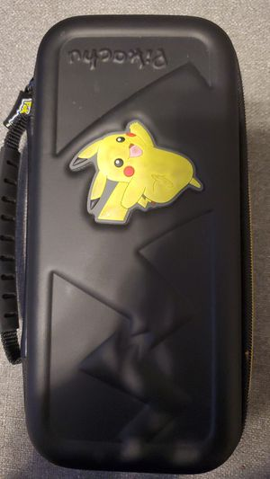 Nintendo Switch Pikachu Case for Sale in Santa Ana, CA