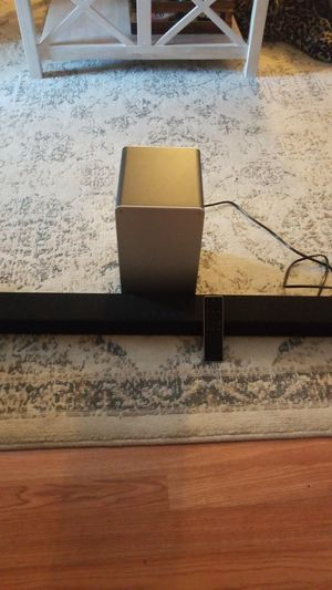 Vizio sb3621n-e8 with subwoofer for Sale in Pittsburgh, PA