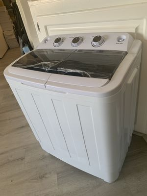 BRAND NEW MINI WASHER SPINNER COMES WITH EXTRA HOSE $125 SERIOUS BUYER ONLY TY for Sale in Temple City, CA