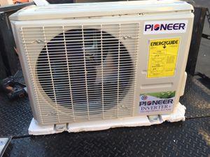Pioneer inverter heat pump air conditioner for Sale in Las Vegas, NV