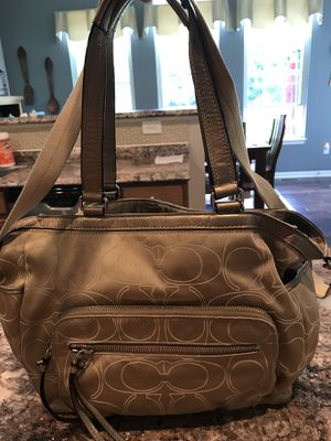 COACH Diaper Bag for Sale in Gibsonia, PA