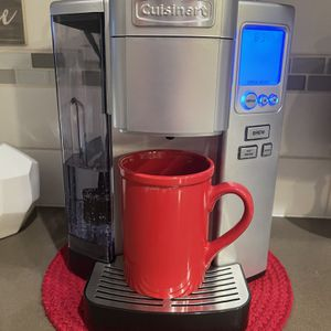 Cuisinart 1-Cup Premium Single Serve Coffee Maker for Sale in Ontario, CA
