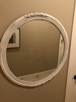 Vintage Shabby Chic Mirror for Sale in Kirkland, WA
