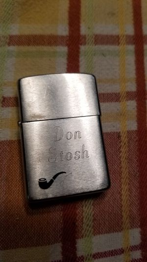 monogrammed Zippo lighter for Sale in Cape Coral, FL