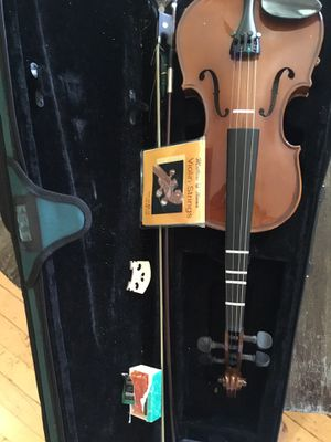 Violin with case for Sale in Glendale, CA