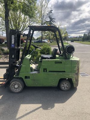 Clark 10,000 pound forklift for Sale in Kent, WA