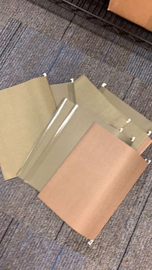 Hanging files FREE for Sale in Reston, VA