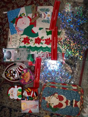 Christmas decor lot for Sale in Columbus, OH