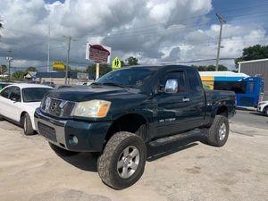 2005 Nissan Titan for Sale in Tampa, FL