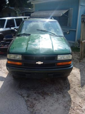 2002 2wd Chevy Blazer Ls for Sale in Lakeland, FL