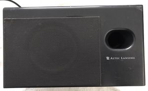 ALTEC LANCING COMPUTER POWERED SUB for Sale in San Diego, CA