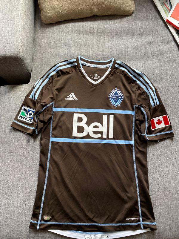 Original Vancouver Whitecaps MLS shirt - Size M Soccer shirt| as new