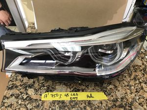 BMW 7-Series 2016-2018 OEM LED HEADLAMP for Sale in Philadelphia, PA
