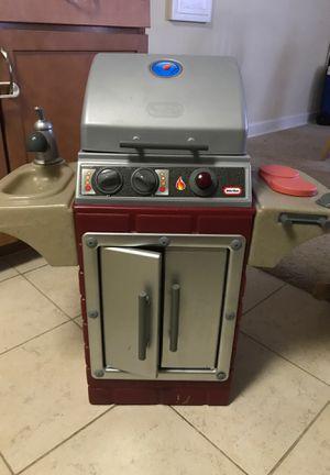 Grill barbecue for kids for Sale in Lincolnia, VA