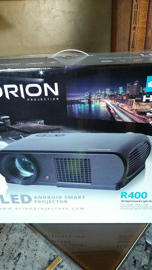 Brand new projector for sale for Sale in San Diego, CA