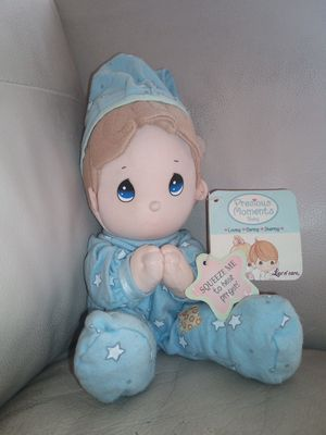 Precious Moments Praying baby boy for Sale in Las Vegas, NV