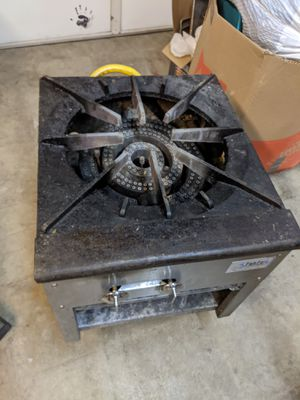 Stratus Double Burner Stratus SSP-18-24H-LP for Sale in Rancho Cucamonga, CA
