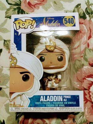 Funko Pop! Disney Aladdin Vinyl Figure Aladdin-$7 each for Sale in Phoenix, AZ