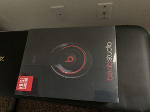 Beats Studio Wired Headphones for Sale in Clovis, CA