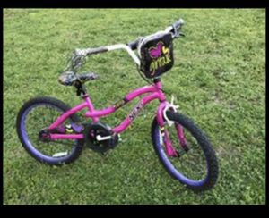 """Bike for girl's brand Next Girl 20"""" for Sale in Fort Worth, TX"""