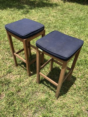 Westminster wooden stools for Sale in Palmetto Bay, FL