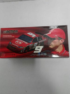 1:24 scale stock car. Limited edition DODGE 9. for Sale in Hyattsville, MD