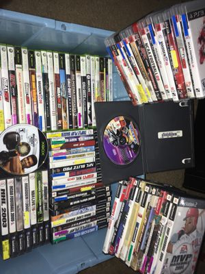Xbox,Xbox360,Gamecube,Ps3,Ps2, Games for Sale in Middle River, MD