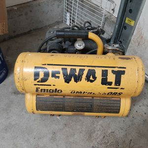 Dewalt Air Compressor for Sale in Auburn, WA