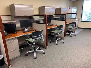 Hon Initiate cubicle stations - like new for Sale in Virginia Beach, VA