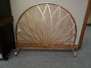 Beautiful Art Deco Fireplace screen for Sale in Rogers, AR