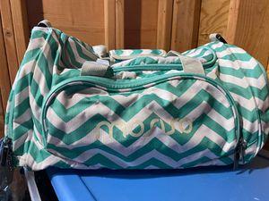 Teal Duffle Bag for Sale in Nutley, NJ