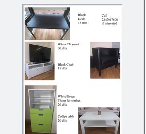 Furniture to sell for Sale in Chicago, IL