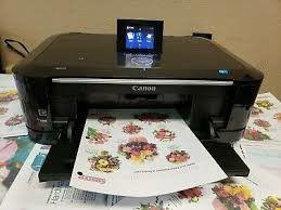 Wireless canon pixma mg6120 printer for Sale in Long Beach, CA