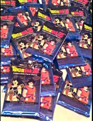 DragonBall-Z collectible cards for Sale in Ballwin, MO